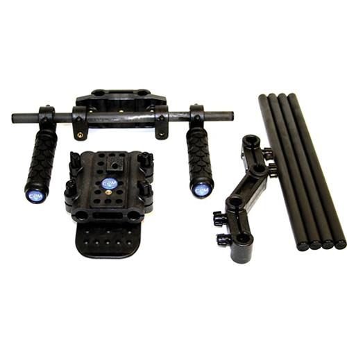 CPM Camera Rigs Rod Mount Starter Rig (Offset)
