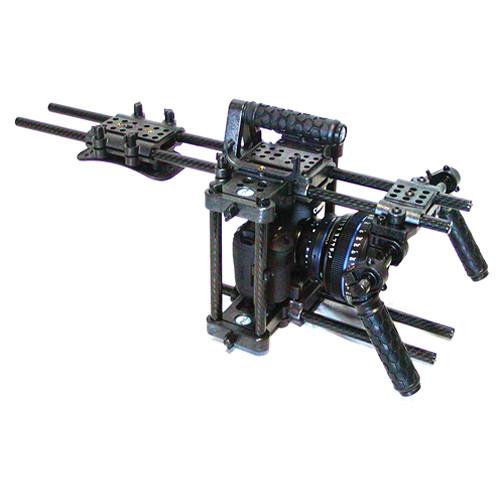 CPM Camera Rigs Rogue Cubed Shoulder Rig