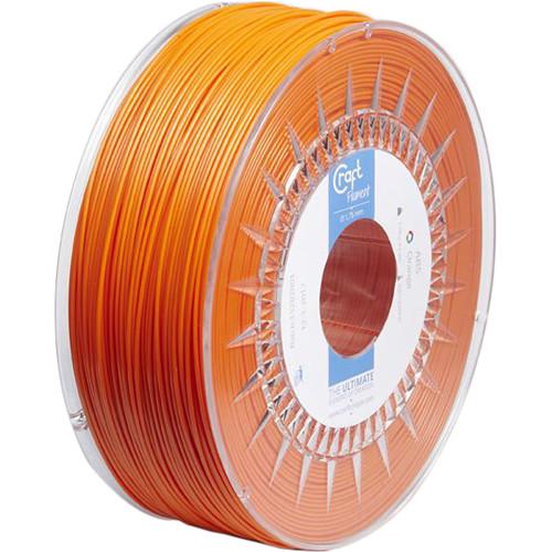 CraftBot 1.75mm ABS Filament (1kg, Orange)