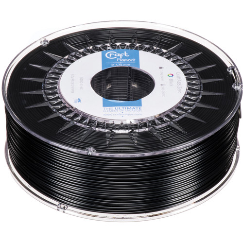 CraftBot 1.75mm ABS-X Filament (1kg, Black)