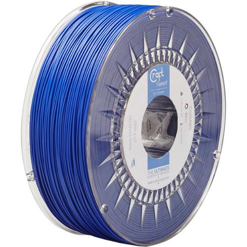 CraftBot 1.75mm ABS Filament (1kg, Dark Blue)