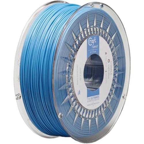 CraftBot 1.75mm PET-G Filament (1kg, Light Blue)