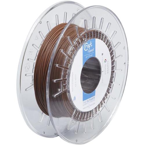 CraftBot 1.75mm PLA Extra Filament (0.5kg, Craft Copper)