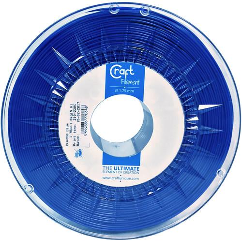 CraftBot 1.75mm PLA Filament (1kg, Dark Blue)
