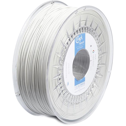 CraftBot 1.75mm PLA Filament (1kg, Light Gray)