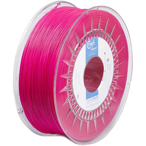 CraftBot 1.75mm PLA Filament (1kg, Pink)