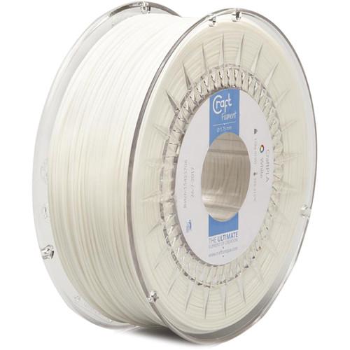 CraftBot 1.75mm PLA Filament (1kg, White)