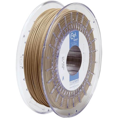 CraftBot 1.75mm PLA Extra Filament (0.6kg, Craft Wood)