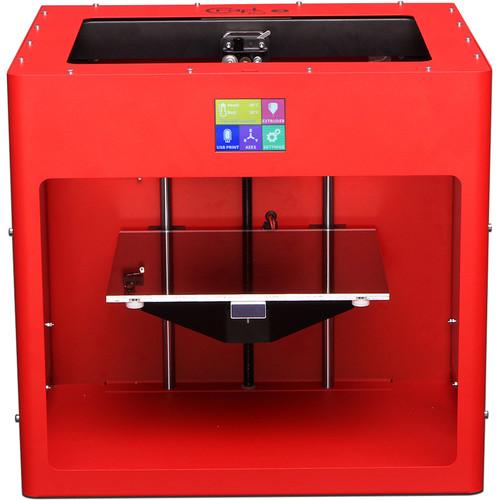 CraftBot 2 3D Printer (Traffic Red)
