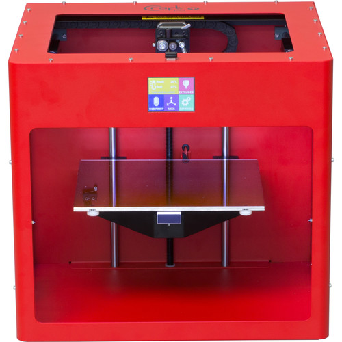 CraftBot CraftBot PLUS 3D Printer (Traffic Red)