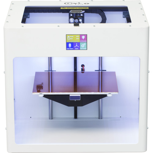 CraftBot CraftBot PLUS 3D Printer (Traffic White)