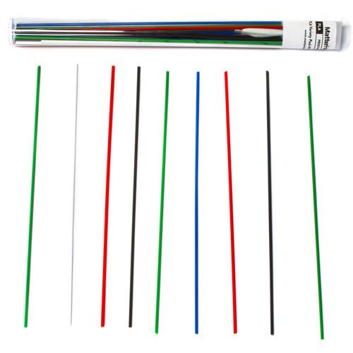 Crafty Pen 1.75mm PLA Filament Variety Pack (40 Strands)