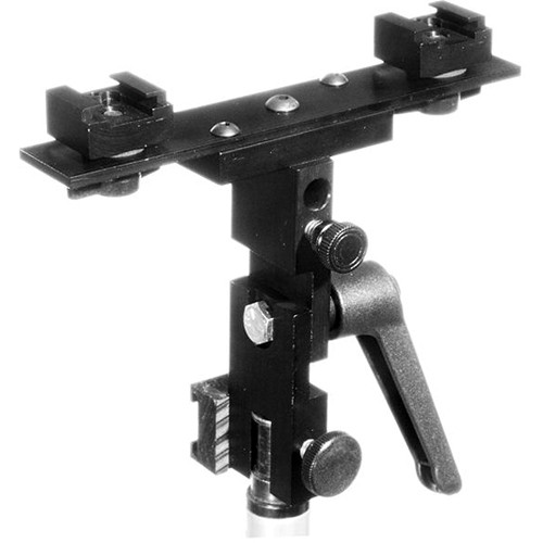 Crane Cold Shoe Multi-Strobe Bracket Swivel for Nikon