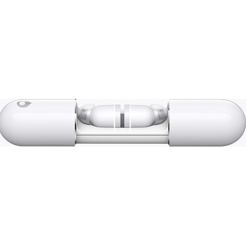 crazybaby Air (NANO) Wireless In-Ear Headphones (White)