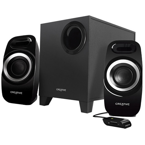 Creative Labs Inspire T3300 2.1 Speaker System