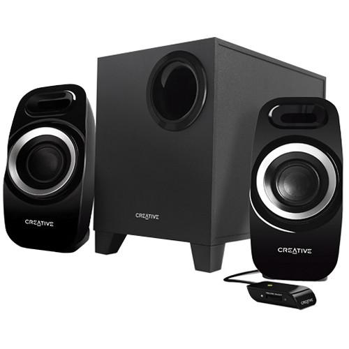 Creative Labs Inspire T3300 2.1 Speaker System