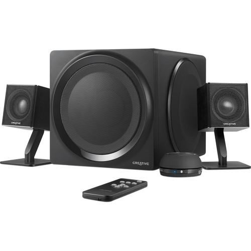 Creative Labs Creative T4 2.1 Bluetooth Speaker System