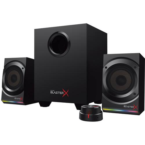 Creative Labs Sound BlasterX Kratos S5 2.1-Channel Speaker System