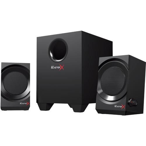 Creative Labs Sound BlasterX Kratos S3 2.1 Gaming Speaker System