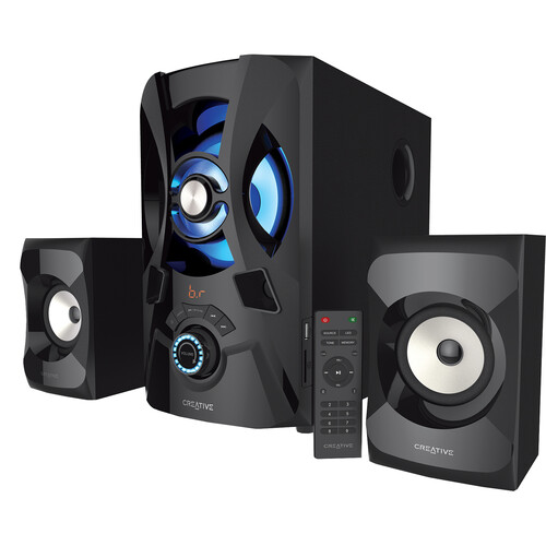 Creative Labs SBS E2900 2.1 Bluetooth Speaker System