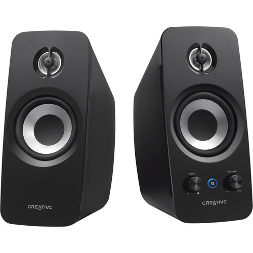 Creative Labs Creative T15 2.0 Wireless Bluetooth Speakers