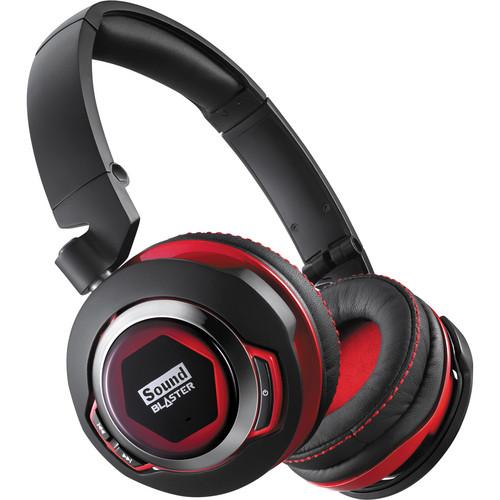 Creative Labs Sound Blaster EVO Wireless Headset