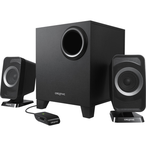 Creative Labs T3150W 2.1 Bluetooth Wireless Speaker System