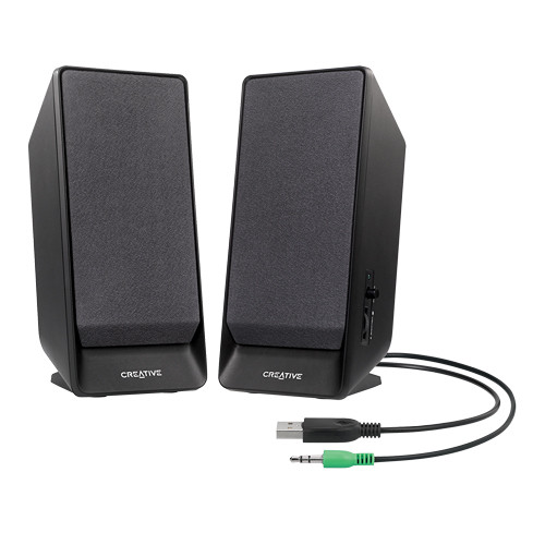Creative Labs Creative A50 USB-Powered 2.0 Desktop Speakers