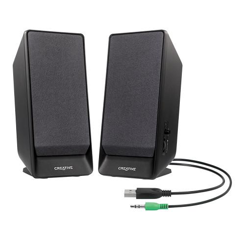 Creative Labs Creative A50 USB-Powered 2.0 Desktop Speakers