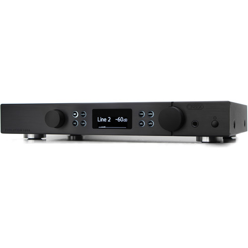 Creek Evolution EVO 100A High Resolution Amplifier with Remote (Silver)