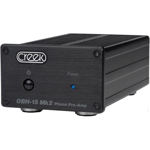 Creek OBH-15 MK2 Phono Pre-Amplifier