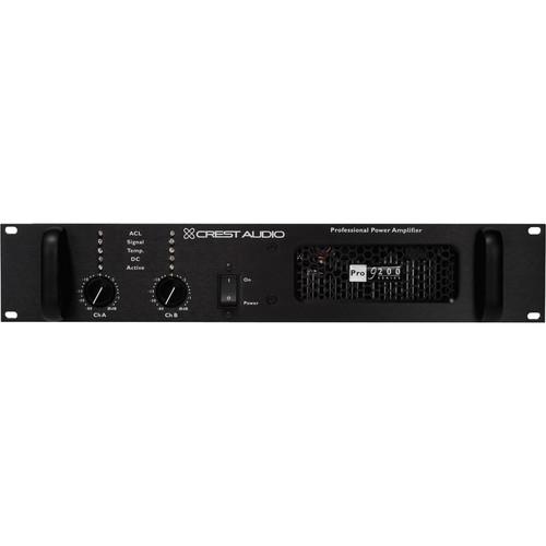 Crest Audio Pro200 Series Pro9200 Professional Power Amplifier (2RU)