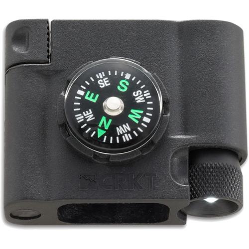 CRKT Compass/LED/Firestarter Survival Bracelet Accessory