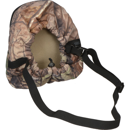 Crooked Horn Outfitters Bino-Shield (Realtree AP HD, Medium)