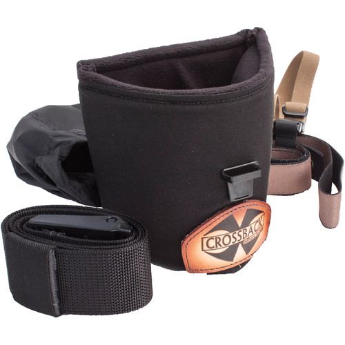 Crooked Horn Outfitters Crossback Sling and Holster System for DSLR Cameras