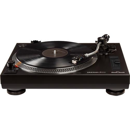 Crosley Radio C200A Turntable (Black)