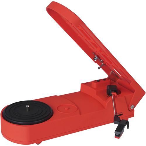 Crosley Radio Portable Revolution USB Turntable (Orange)
