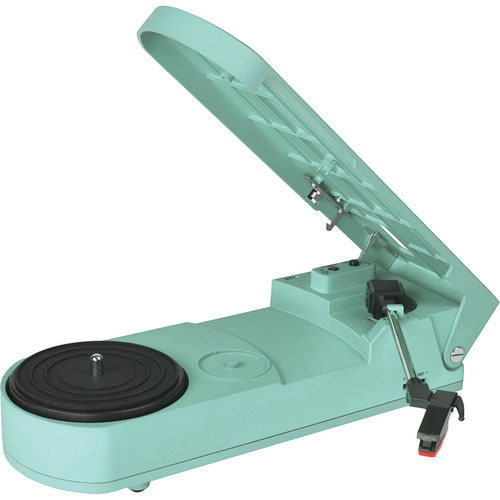 Crosley Radio Portable Revolution USB Turntable (Turquoise)