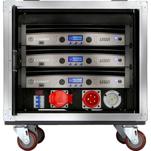 Crown Audio 12K VRack (Minus Amplifiers)