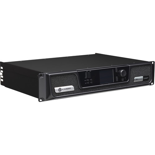 Crown Audio CDi 2300 DriveCore 2-Channel Amplifier with Analog & BLU Link Input (300W)