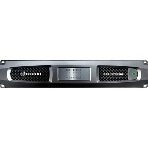Crown Audio DCi42400N 4-Channel Power Amplifier (2400W, 4 Ohms, 2 RU)