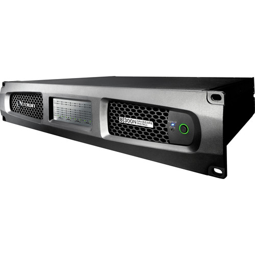 Crown Audio DCI8300N 8-Channel DriveCore Install Series Network Amplifier (300W)