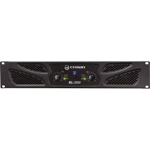Crown Audio XLi 3500 Stereo Power Amplifier