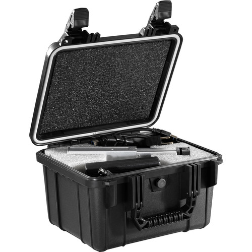 CRU-DataPort Digital Cinema Kit 2 DX115 Carrier/Case with 500GB HDD
