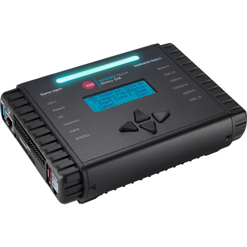 CRU-DataPort Ditto Field Kit DX with Case and US Plug
