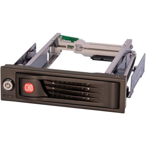 "CRU-DataPort RTX100- INT TrayFree Bay for One 3.5"" SATA/SAS Hard Drive"