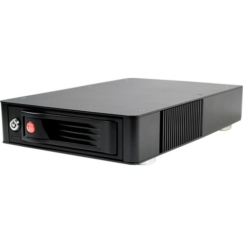 CRU-DataPort RTX110-3Q 1-TrayFree SATA Hard Disk Drive Enclosure