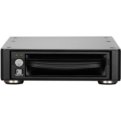 "CRU-DataPort RTX 111-3Q 3.5"" SATA Hard Drive Enclosure with DataPort 10 Bay"