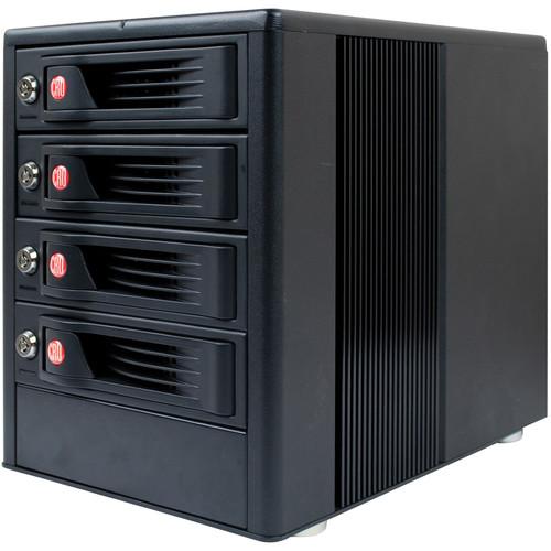 CRU-DataPort RTX410-3SJ 4-Bay JBOD Drive Enclosure