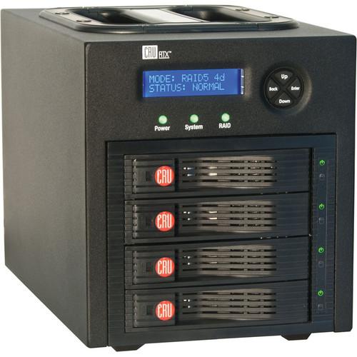 CRU-DataPort RTX430-3QR 4-Bay RAID Subsystem